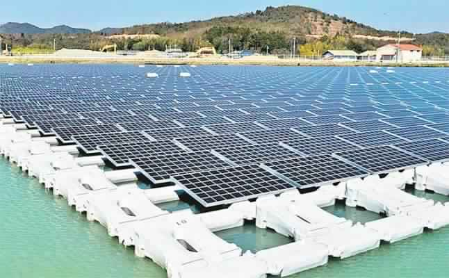 Around 69,784 MW of renewable energy capacity has been installed in the country as on 31.03.2018