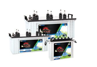 Solar Batteries Manufacturers in India