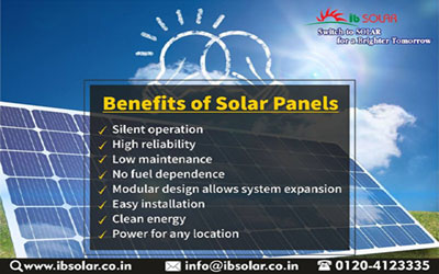 Benefits of Solar Panels.