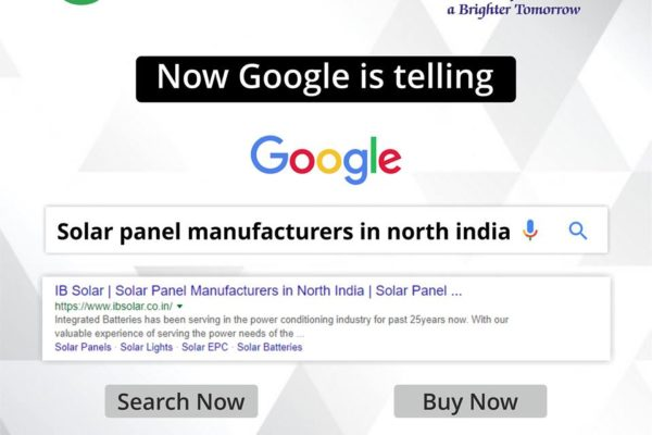 Solar Panels Manufacturers in North India