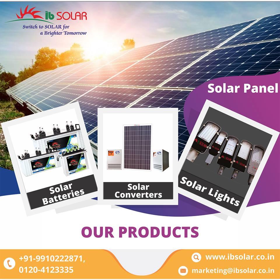 Ib Solar Product