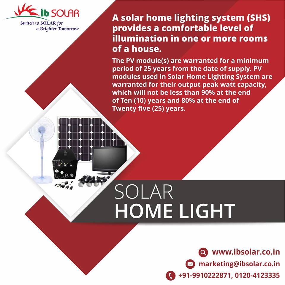 Solar Home Light in Delhi