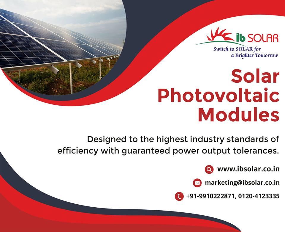 Solar Photovoltaic Modules in Delhi