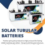 Solar Tubular Batteries in Delhi