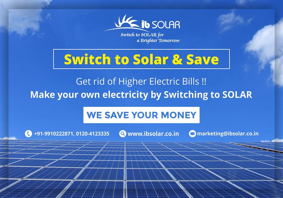 Switch to Solar & Save