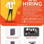 We're Hiring-IbSolar