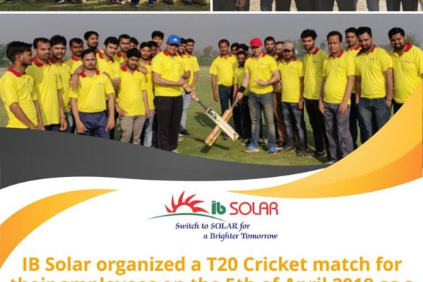 T20 Cricket match